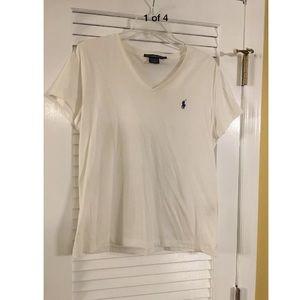 Ralph Lauren Sport Women's T Shirt Sz L